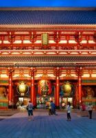 Tempat Wisata di Tokyo Kuil Sensoji di Asakusa