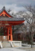Tempat Wisata di Kyoto Kuil Sanjusangendo
