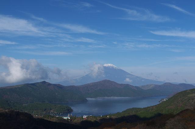 Tempat Wisata di Hakone Danau Ashinoko
