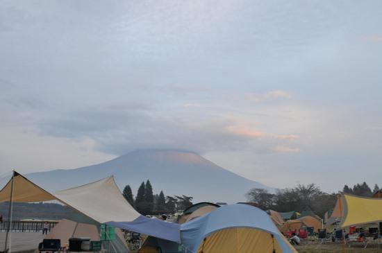 Asagiri Kogen Camping Ground di dekat Danau Tanuki