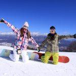 Ayuk ke Resort Ski Fujimi Panorama