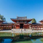 Bangunan Kuil Byodoin Kyoto