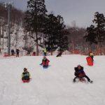 Bermain ski di Gala Yuzawa Resort