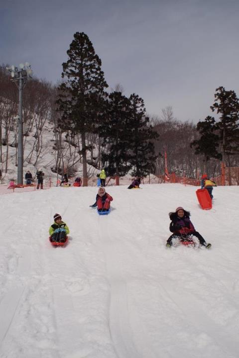 tempat main salju dekat Tokyo Gala Yuzawa Resort