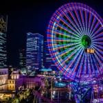 Bianglala di Yokohama Cosmo World