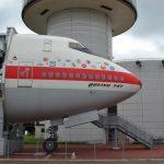 Boeing 747 di Museum Penerbangan Narita