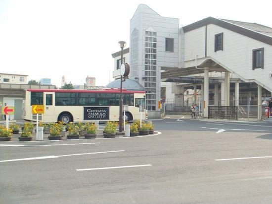 Bus menuju ke Gotemba Premium Outlets