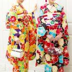 Cantiknya kimono dari Fuuka Kimono