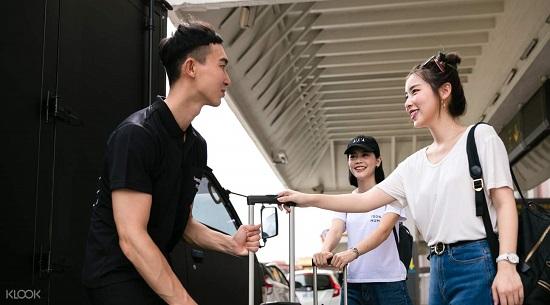 Cara Mengirim Koper dari Bandara di Jepang LuggAgent