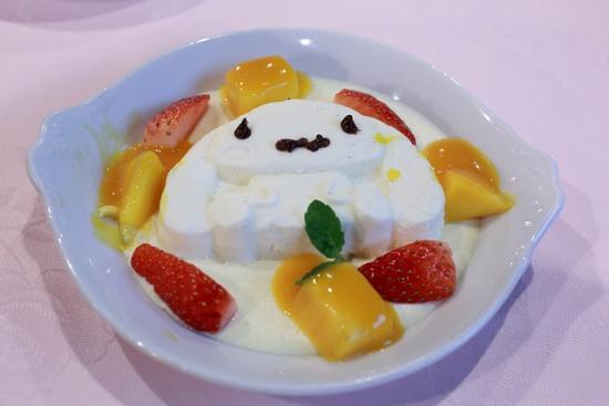 Character Foodcourt di Sanrio Puroland