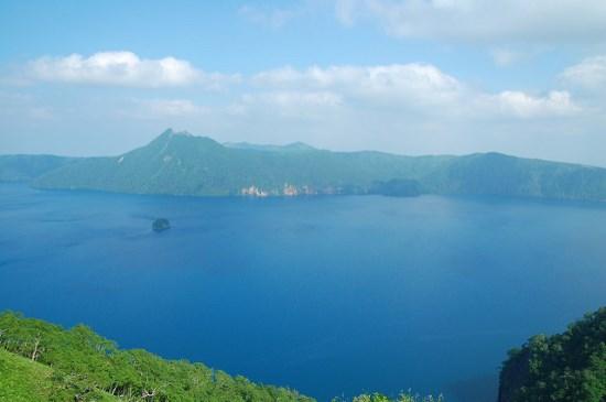 Danau Mashu di Taman Nasional Akan Hokkaido