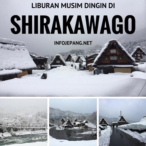Desa Warisan Budaya Dunia Shirakawa-go