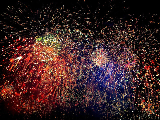 Festival Kembang Api Nagano Ebisu