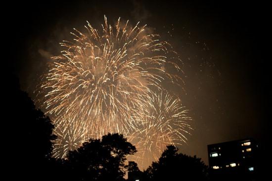 Festival Kembang Api Toyohira