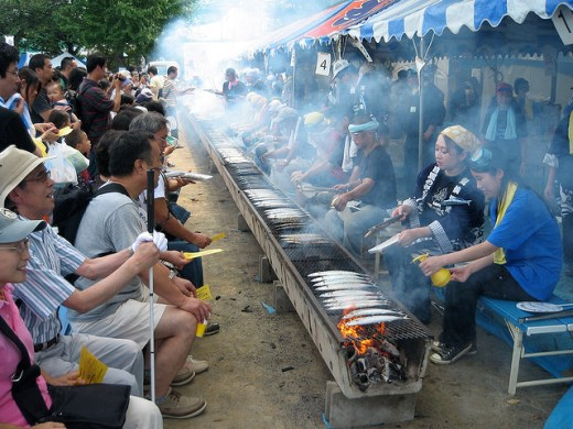 Festival Sanma di musim gugur