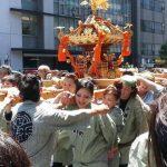 Festival Sanno Matsuri di Kuil Hie
