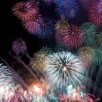 Festival kembang api Nagaoka Niigata