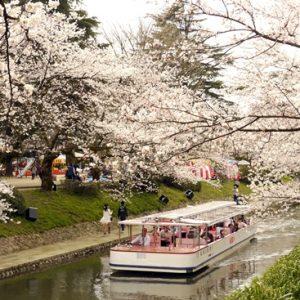 Foto Pemandangan Matsukawa River Cruise