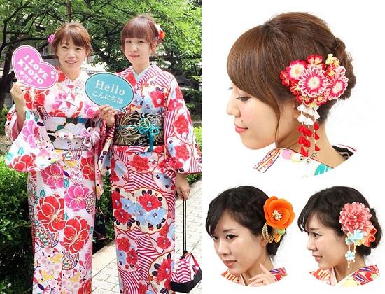 Furisode Kimono di Fuuka
