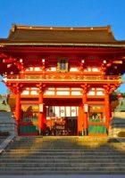 Tempat Wisata di Kyoto Kuil Fushimi Inari Taisha