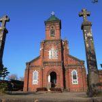 Gereja Tabira Nagasaki dari luar