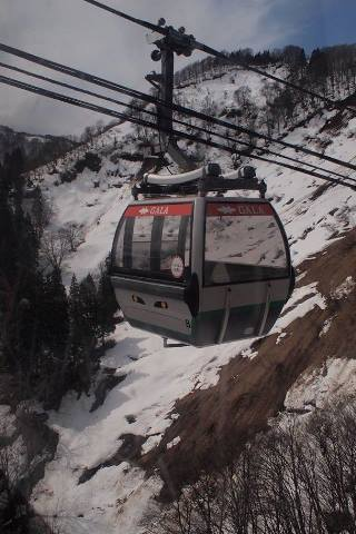 Gondola di Gala Yuzawa Resort