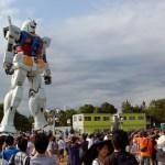 Gundam di Odaiba Tokyo
