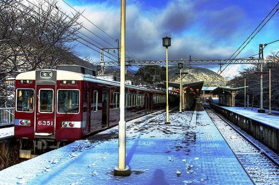 Hankyu Tourist Pass Arashiyama Station
