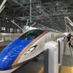 Hokuriku Shinkansen tercover oleh Hokuriku Area Pass