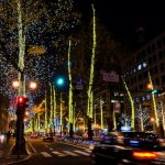 Iluminasi Terindah di Kansai di Midosuji Osaka