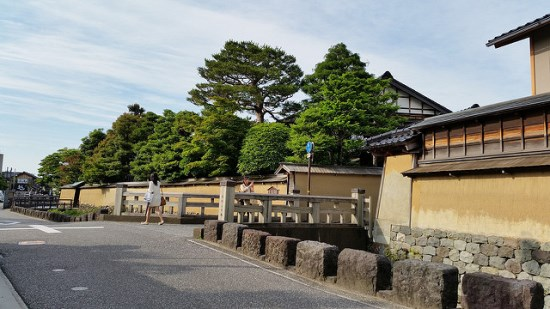 Indahnya Distrik Samurai Nagamachi