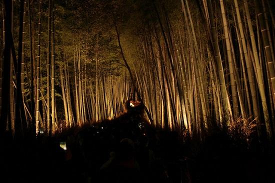 Indahnya Festival Arashiyama Hanatouro