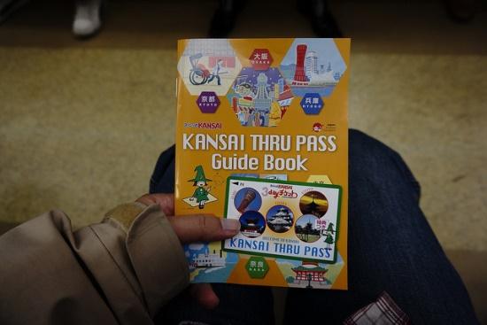 Informasi Kansai Pass