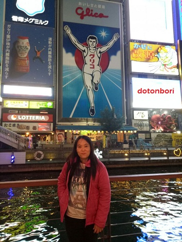Itinerary Tokyo Osaka Shirakawago Dotonburi dan Namba