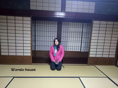 Itinerary Tokyo Osaka Shirakawago di Wanda House