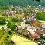 Itinerary perjalanan Shirakawago Tateyama Kurobe Alpine