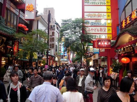 Jalan-jalan ke Yokohama Chinatown