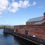 Kanemori Red Brick Warehouse di Pelabuhan Hakodate