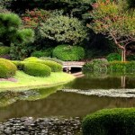 Keindahan Taman Istana Kaisar