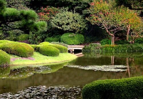 Tempat Istirahat di Tokyo: Taman Istana Kaisar
