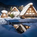 Keindahan warisan budaya dunia Gokayama