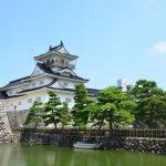 Kemegahan Kastil Toyama