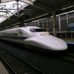 Kereta Shinkansen di Jepang