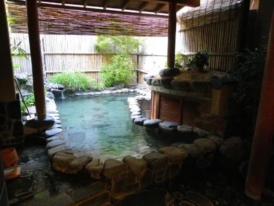 Kokuya ryokan di dekat Jigokudani Monkey Park