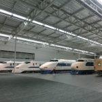 Koleksi kereta-kereta Museum Kereta Nagoya