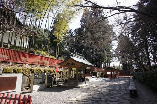 Kompleks taman Zuihoden di Sendai