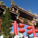 Kuil Cina di Yokohama Chinatown