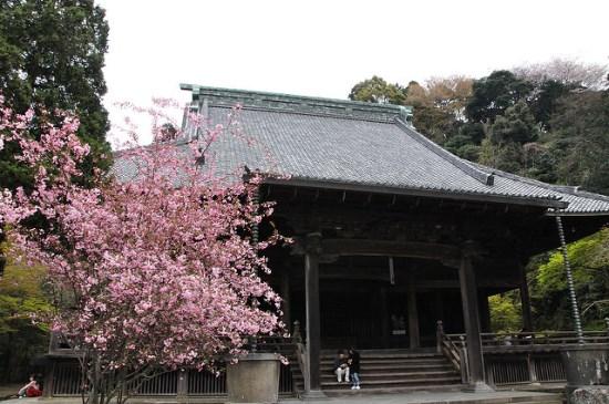 Kuil Myohonji di Kamakura