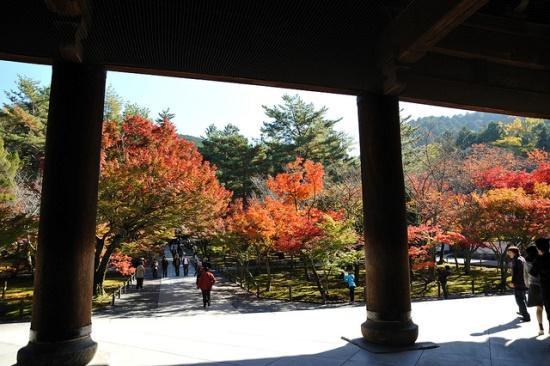 Kuil Terindah di Kyoto Kuil Nanzenji di Higashiyama
