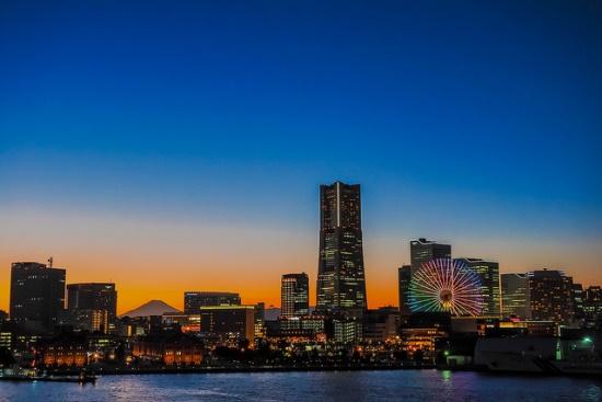 Landmark Terkenal di Jepang Landmark Tower Yokohama